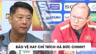 Tại sao Huỳnh Đức luôn chê Đức Chinh trong khi HLV Park lại luôn tìm cách khích lệ?   NEXT SPORTS