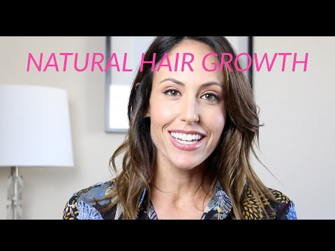 NATURAL HAIR GROWTH - CASTOR OIL