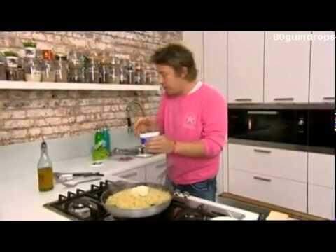 Jamie Oliver Talks Dirty