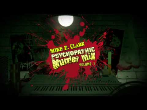 MIke E Clark Murder Mix Vol 1