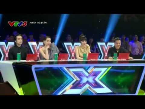 Chiếc áo Bà Ba - Khánh Bình - The X Factor video