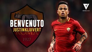 Justin Kluivert - Welcome To AS Roma (OFFICIAL✅) ● Crazy Skills, Assists & Goals ● 2018 [HD]