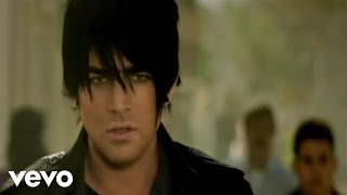 Watch Adam Lambert Time For Miracles video