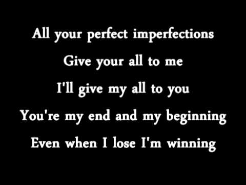 All of me - John legend lyrics (letra)