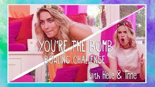 You're the Bomb Bowling Challenge with Tinne and Helle | The Ritual of Holi