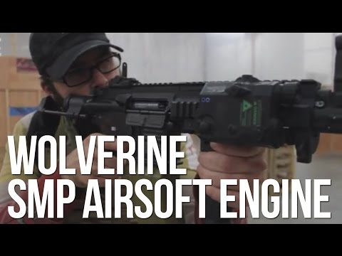 Wolverine Airsoft SMP HPA Electro Pneumatic Engine - Coming Soon - AirSplat On Demand