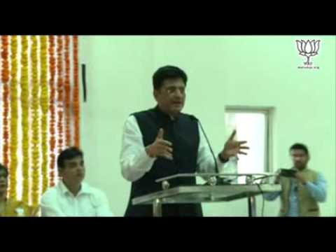 Piyush Goyal during Interactive Session