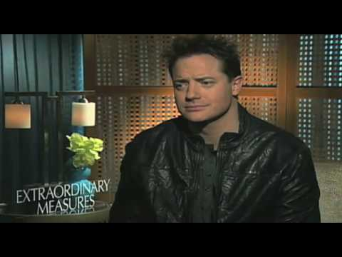 Brendan Fraser Fake Interview - Extraordinary Measures
