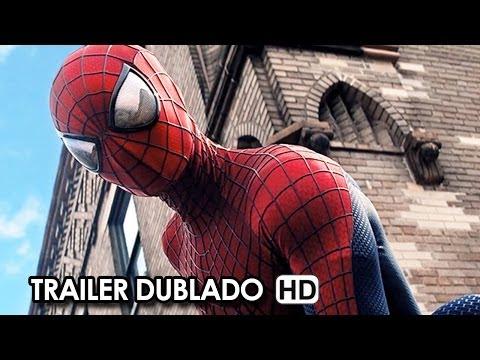 O Espetacular Homem-Aranha™ 2: A Ameaça de Electro -Trailer #2 dublado (2014)