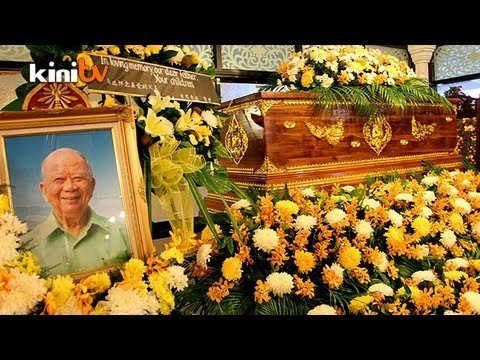 Video Chin Peng Last Respects to Chin Peng