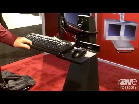 DSE 2016: StrongArm Showcases Unique Ruggedized Monitor Mounting Solutions