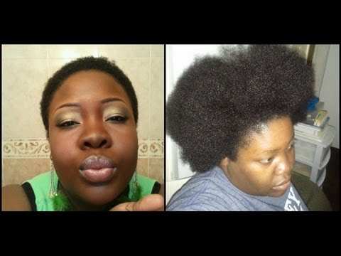 How I Grew My Hair Back After My BIG CHOP!!!