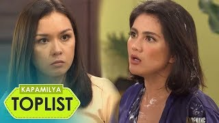 12 trending and highly-anticipated cat fights of Daniela and Romina in Kadenang Ginto | Toplist