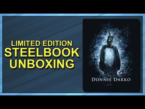 Donnie Darko Limited Edition SteelBook Unboxing