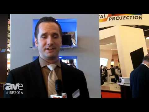 ISE 2016: Curtis Lingard of Christie Discusses New Projectors (D-Series, New 850-GS, and H Series)