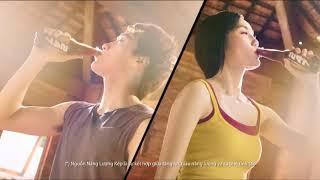 Quảng cáo nước tăng lực Cafe Wakeup 247 hài hước Full HD 2014