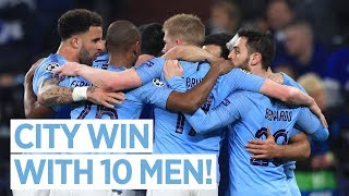 "AYMERIC LAPORTE ON ""DIFFICULT"" WIN | CHAMPIONS LEAGUE | FC SCHALKE 04 2 - 3 MAN CITY"
