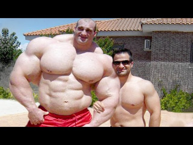 10 Men You Won't Believe Actually Exist