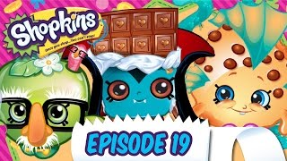 "Shopkins Cartoon - Episode 19, ""Halloween"""