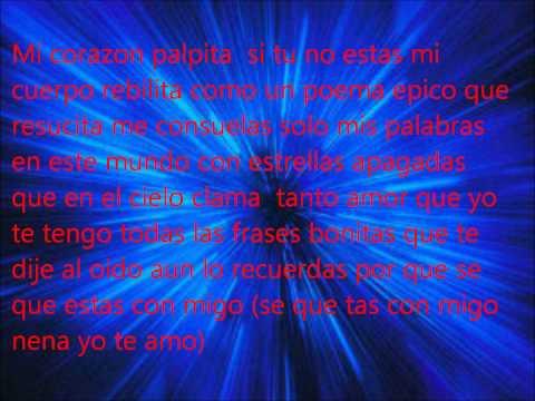 Tu eres mi verdad - La Lenta love Rap - Letra