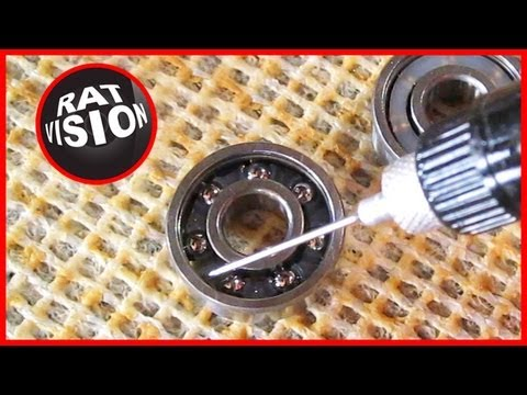 How To Clean Skateboard Bearings CORRECTLY