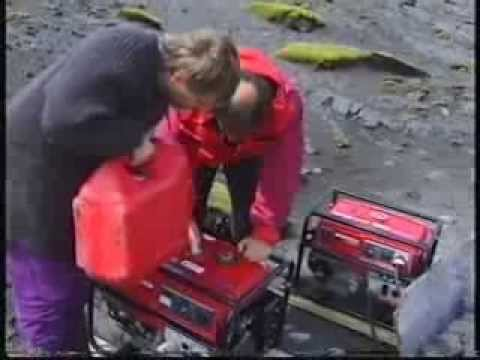VK0IR Heard Island Antarctica Expedition 1997