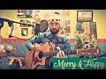 TWICE MERRY HAPPY COVER mp3