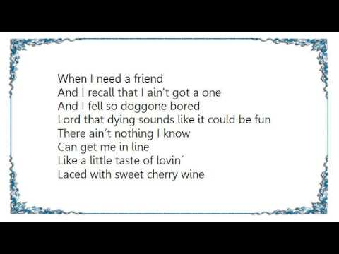 B J Thomas - Sweet Cherry Wine
