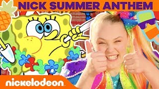 Nickelodeon's Summer Anthem 🔅 ft. 'It's Time To Celebrate' by JoJo Siwa | #MusicMonday