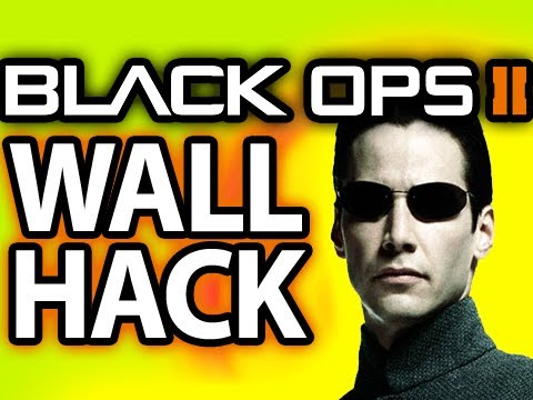 BLACK OPS 2 WALL HACKING TIPS - Black Hat PDA Tips and Tricks by @ItsYouTubeDude