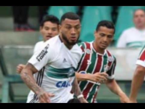 Gols, Coritiba 1 x 1 Fluminense – Brasileirão Série A 23/10/2016