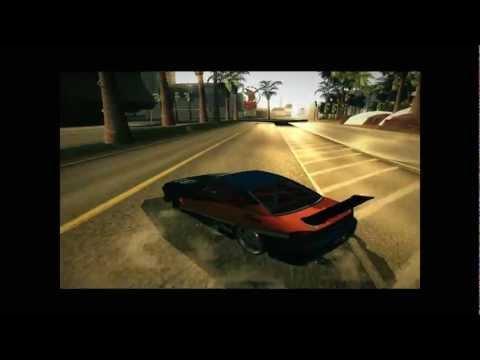 [GTA:SA] Sean´s Nissan s15-Tokyo Drift [1080HD]