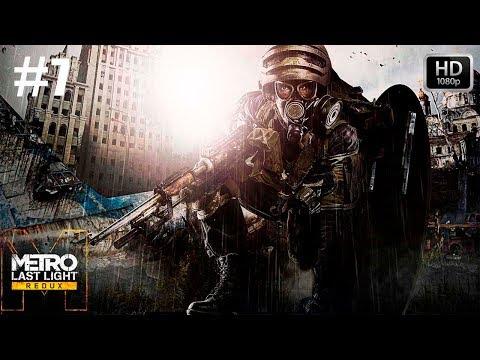 Metro: Last Light Redux. Прохождение #7 (без комментариев) [1080p PC]