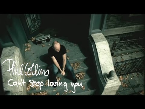 Phil Collins - Cant Stop Lovin You