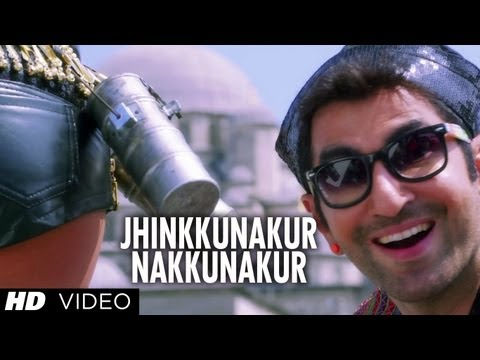 Jhinkunakur Nakkunakur Full Video Song Hd - Boss Bengali Movie 2013 Feat. Jeet & Subhasree video