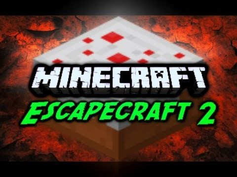 Minecraft Maps - EscapeCraft 2 Pt. 1 w/ SkitScape! (Adventure / Escape Map)