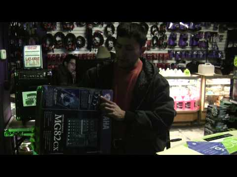 123DJ Store Chicago Customer Review