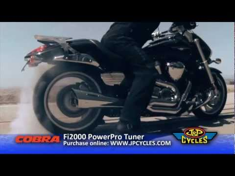 Cobra FI2000 PowerPro Tuner (Auto Tune) • Available at J&P Cycles