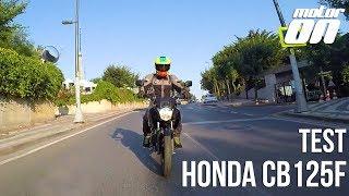2018 Honda CB125F İncelemesi