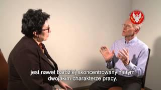 Rozmowa z prof. Clarkiem Kelloggiem na Warszawskim Uniwersytecie Medycznym