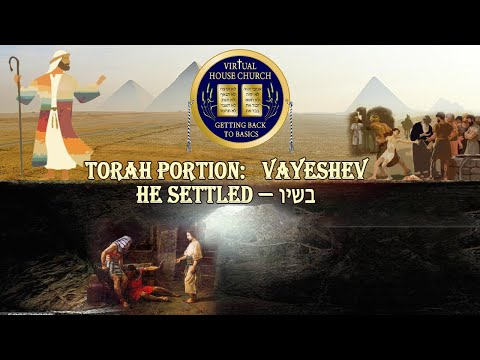2020 Virtual House Church - Bible Study - Week 9: Va' Yeshev