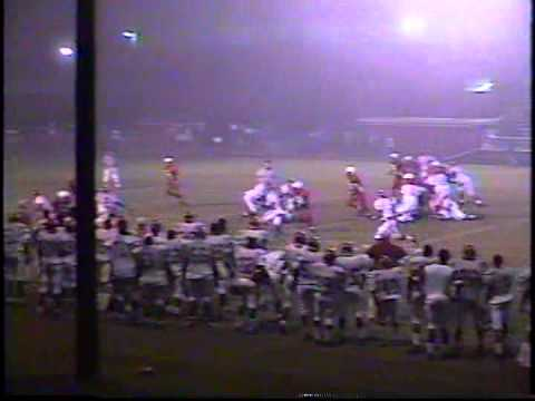 Pine Bluff High Football vs Camden Fairview Fall 2000 FullGame