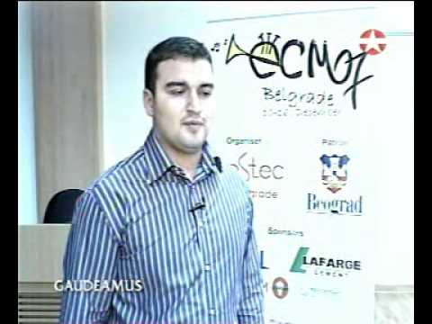 EESTEC Chairpesons' Meeting 07 Belgrade news story