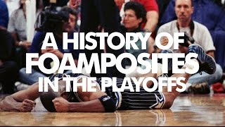 A History of Foamposites in the Playoffs