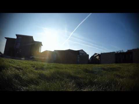 GoPro-Timelapse Test im Garten