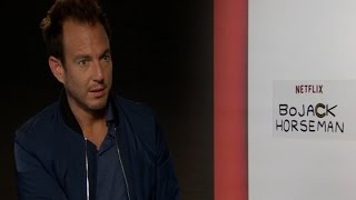 Interview with Will Arnett who presents
