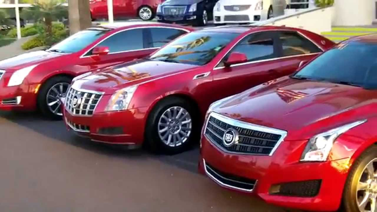 car comparison cadillac ats cts xts red youtube. Black Bedroom Furniture Sets. Home Design Ideas
