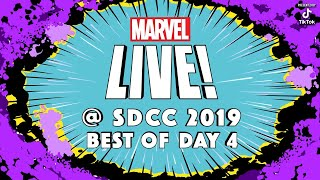 Best of Marvel @ SDCC 2019! Day 4