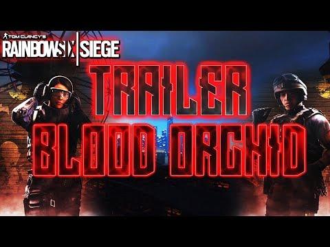 TRAILER DLC BLOOD ORCHID - Rainbow Six Siege Gameplay Español