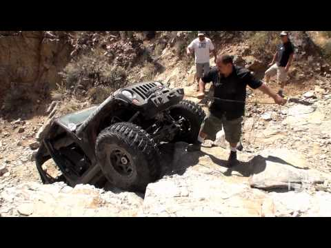 Project-JK Florence Arizona Jeep Trails - Axel Alley & Highway to Hell